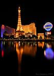Las Vegas by night.