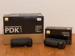Nikon PDK1 + MB-D10
