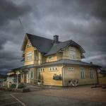 Särö gamla stationshus