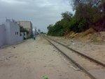 Järnvägen i Tunisien