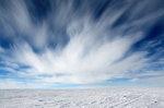 Sky at South Pole
