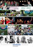 Affisch Stockholm Folk Festival 2012-13