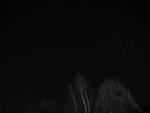 En stjärnklar midvinterkväll