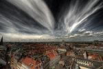 Utsikt över Köpenhamn