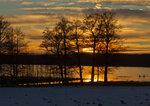 Ljus över sjön