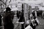 Montmartre. Vad är konst, vad är inte konst?