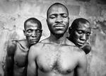 Kroppsarbetare i Nigeria