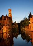 En afton i Brugge