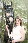 Flickan med hästen