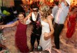 Bröllopsfest i Brasilien