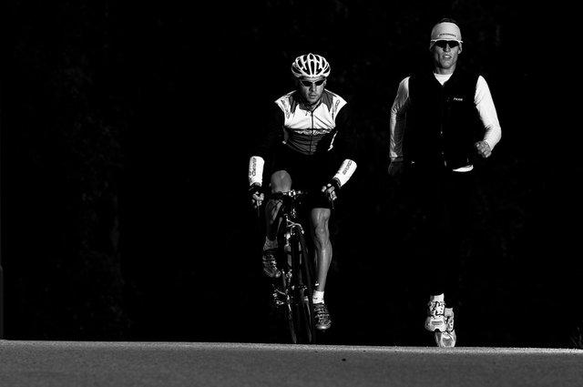 Cykel vs Löpning
