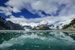 Sydamerikansk glaciär