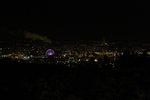 Staden på kvällen