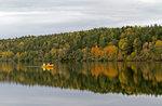 Lake Norrviken.....