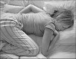 Kajsa sover,otonad