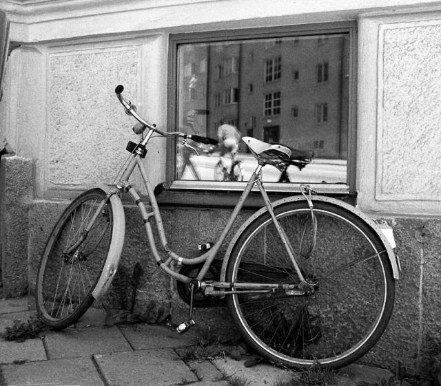 Ladri di biciclette..