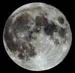 Mosaik fullmåne