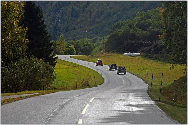 Norgevägen