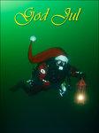 Julen är grön!