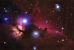 IC 434 (Flame and Horsehead nebula)
