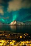 Nordlys Lofoten