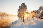 Solnedgångsinspiration