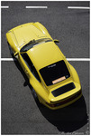 Porsche 993 RS i pitlane, Mantorp Park