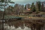Gamla Landsvägsbron, Ellenö