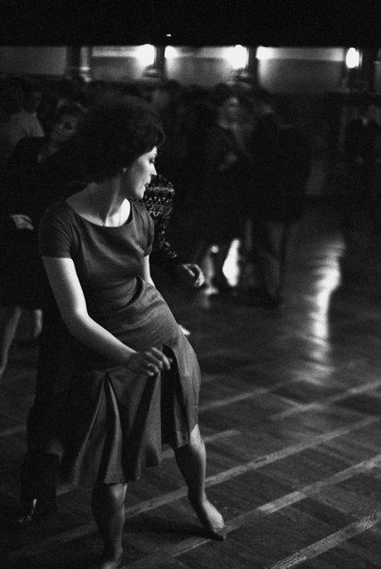 Twist på Nalen 1963