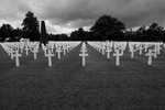 The Normandy American Cemetery