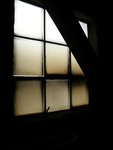 Sotigt fönster