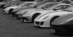 Someone cares for a Ferrari?