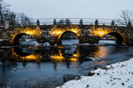 Rolfsbron morgonljus
