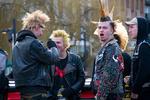 Punk i Camden Town