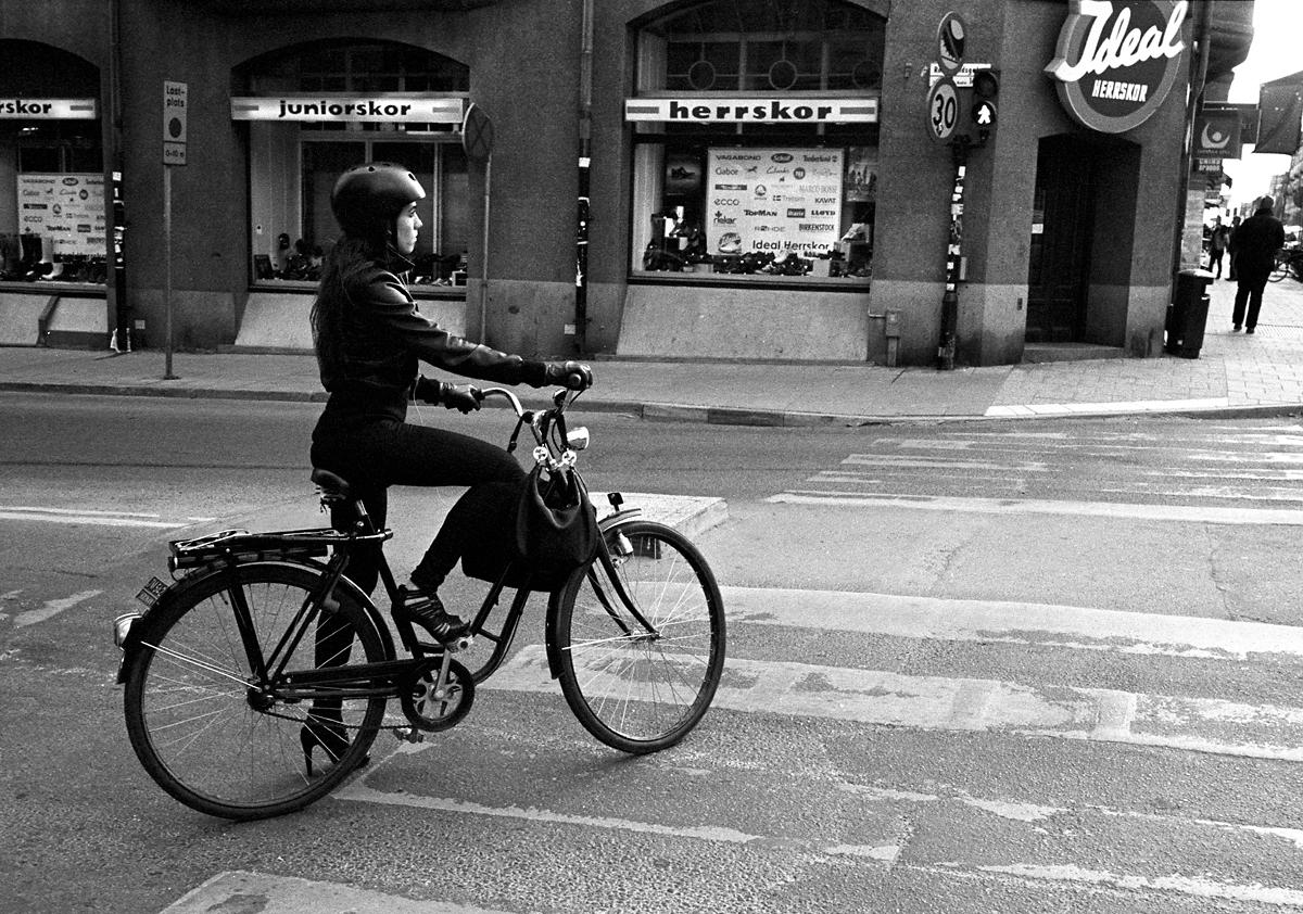 Cykelskor
