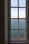 Genom fönstret