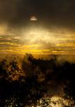 Morgon ljus