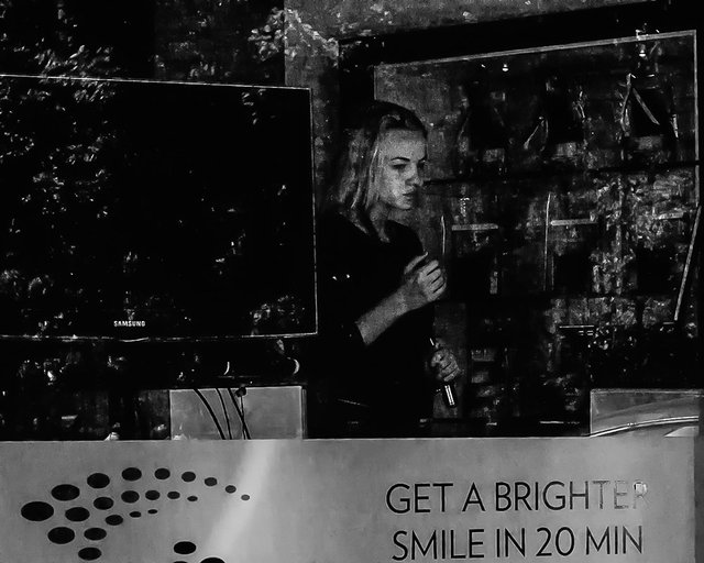 Get a brighter smile…