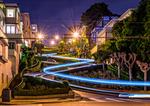 Lombard Street, San Francisco, CA.