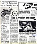 The SWEDISH MONSTER, Nr. 2/2 - Honda 850 Turbo