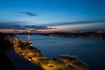 Riddarfjärden by night