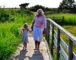 Promenad med Mormor