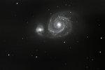 Whirpool Galaxy - M51