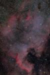 NGC 7000 North American Nebula