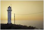 Påskig solnedgång vid Subbe fyr-1