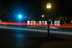 Rödljus på Skeppsholmen