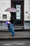 talking in the rain