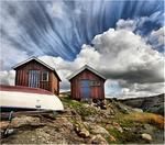 Bodar och båt 080903