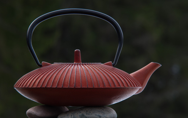 The tea bowl