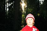 Storasyster i skogen